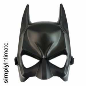 Batman/Batgirl mask