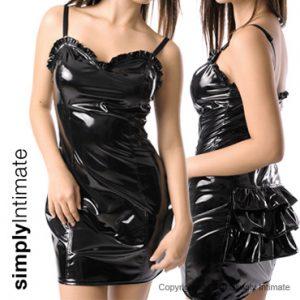 Deluxe hi-gloss lolita dress