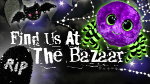 Halloween Bazaar @ Tampines Mall
