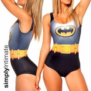 Batgirl monokini