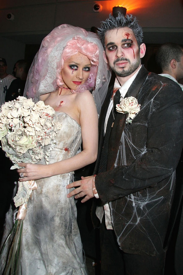 Halloween Costumes For Couples Scary.Couples Halloween Costume Ideas Simplyintimate Halloween Shop